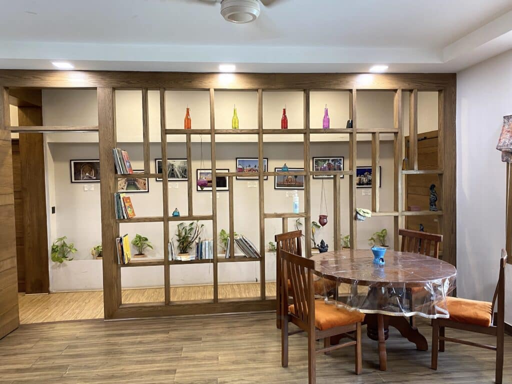 Gogia Residence living room