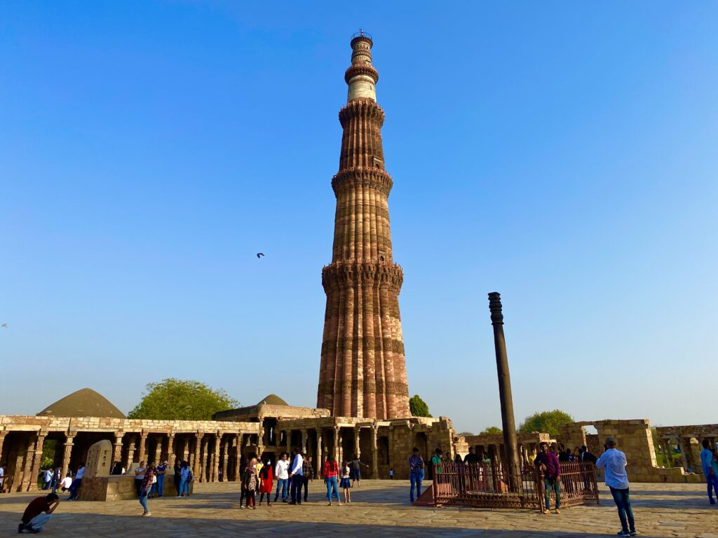 Gogia Residence is convenient for Qutub Minar