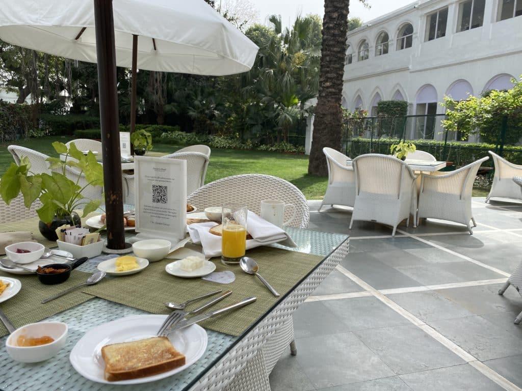 Maidens Hotel - The Garden Terrace