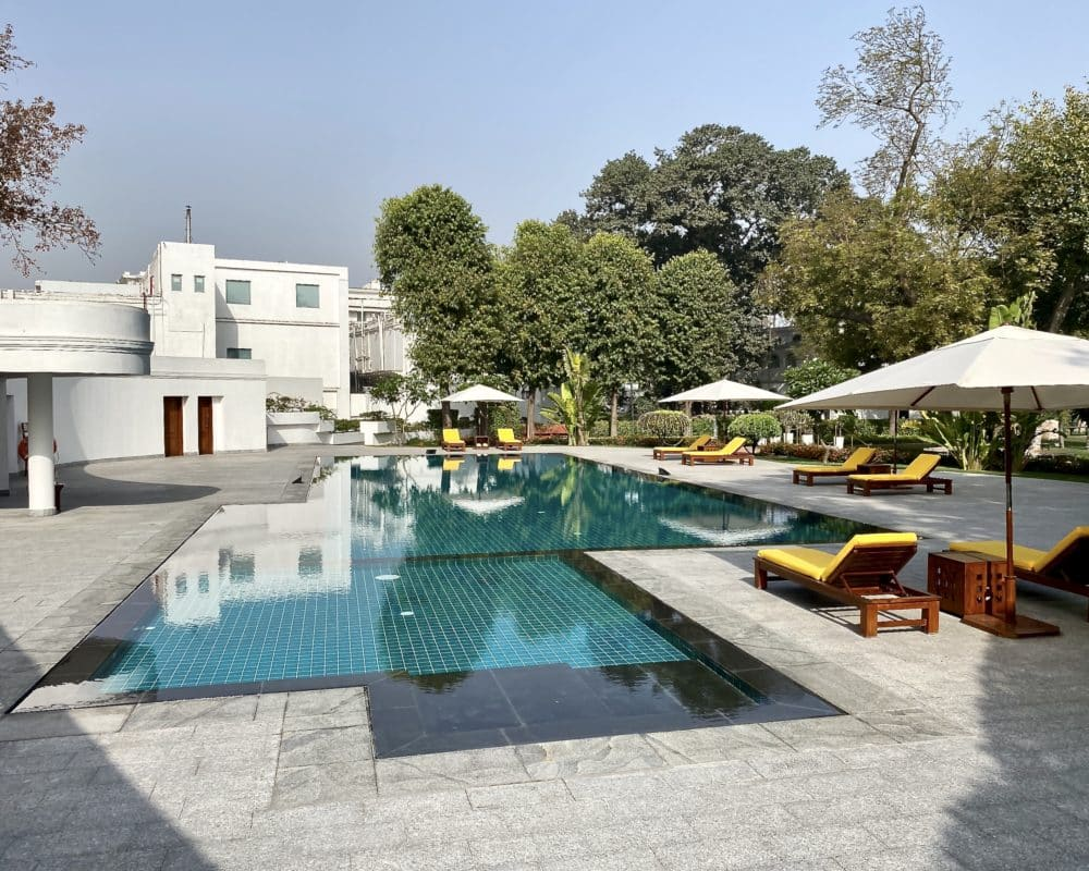 Maidens Hotel swimming pool